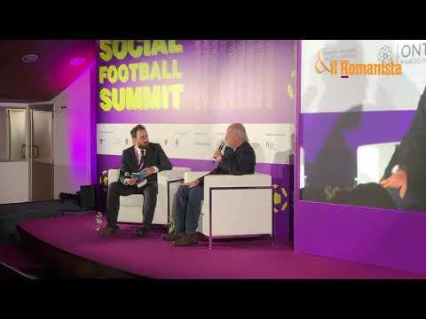 """VIDEO - Sabatini: """"Non c'è la volontà politica di realizzare lo stadio"""""""