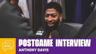 Lakers Postgame: Anthony Davis (12/8/19)