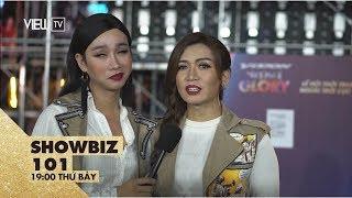 BB Trần và Hải Triều giả gái cực xinh trong Honda Vision Steps of Glory | Showbiz 101 | VIEW TV-VTC8
