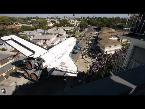 space shuttle endeavour time lapse - photo #8