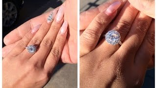 My Diamond Engagement ring video 2015 (Verlovings ring)