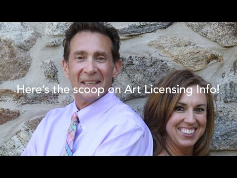 Here's the scoop on Art Licensing Info!