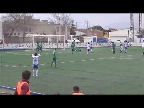 (RESUMEN) SD Borja 0-0 Utebo CF / J 19 / 3ª División