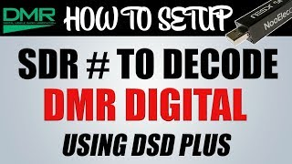 DMR decoding (DSD+) - Petya Művek