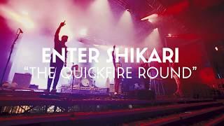 """Boomtown CH 10: Enter Shikari """"The Quickfire Round"""" (Live 2018)"""