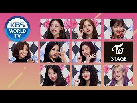 TWICE Stage Compilation   트와이스 스테이지 모음 [MUSIC BANK / KBS Song Festival / Editors' Choice]
