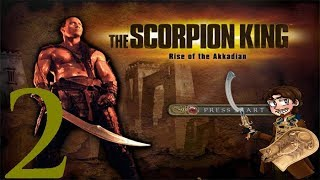 Let's Play The Scorpion King Part 2: City Combat