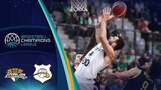 Stelmet Zielona Gora v Oostende - Highlights - Basketball Champions League