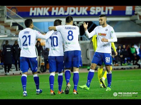 Hajduk - Istra 1961 3:1