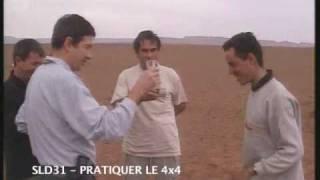 Sortie 4x4 au maroc