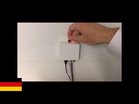 Sorel Datalogger Set inkl. Steckernetzteil und Anschlusskabel