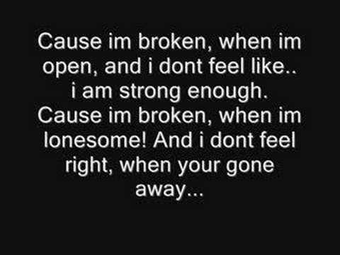 Baixar Broken-Seether & Amy Lee from Evanescence(Lyrics) HQ FULL