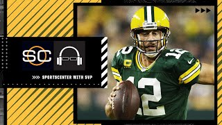 Reacting to the Packers' win vs. the Lions on Monday Night Football   SC with SVP