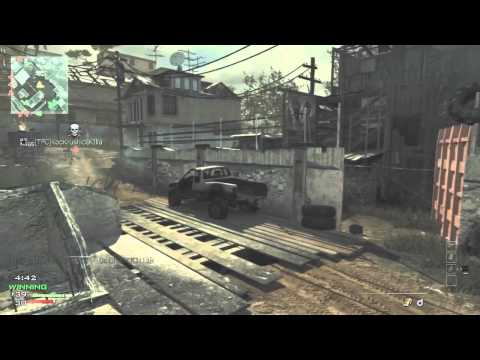 Call of Duty MW Gameplay - KC on Mission 35-15 - Random Ramblings