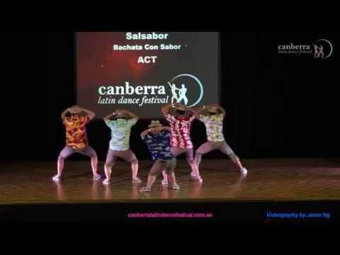 CLDF 2014 - Friday - 14. Bachata Con Sabor