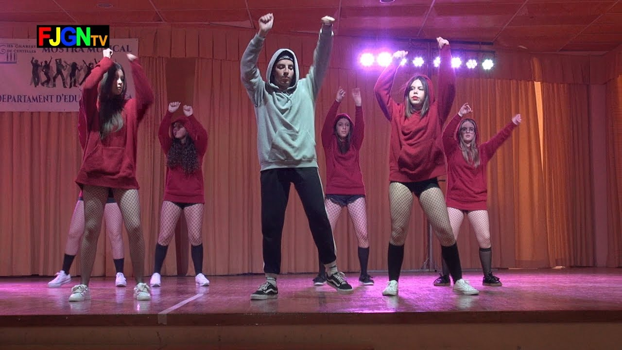 12. Magenta Riddim / La Puissance / Watch Out For This - Bailes Educacion Fisica 2019 IES Nules