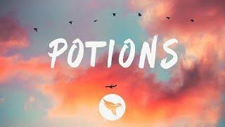 Slander & Said The Sky - Potions (Lyrics) Ft. JT Roach