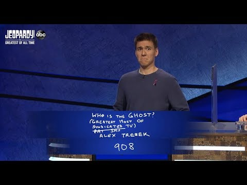 Final Jeopardy! Match 3 – Jeopardy! The Greatest of All Time