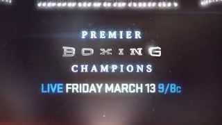Rider - Spike TV Premiere Boxing Champions Promo 2015