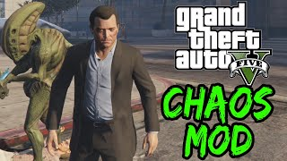 GTA V Chaos Mod Speedrun With Chat Voting! - Trevor%