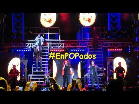 CD9 (@CD9) en la Arena Ciudad de México Cierre del #MODOAVIONTOUR #Coders // #EnPOPados
