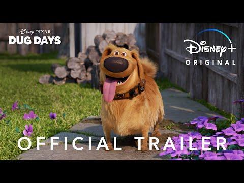 Dug Days - trailer