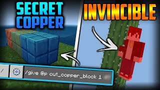 10 Minecraft PE 1.17's Hidden Features & How to activate them! #3