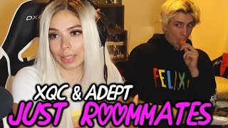 Just Roommates | xQc and Adept Best Moments from the Past Year