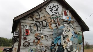 Whimsical Recycled Houses Built By Dan Phillips – Home Makers – S1E1
