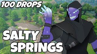100 Drops - [Salty Springs 3]