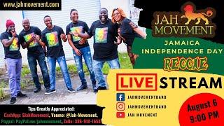 Jamaica Independence Day Reggae Live Stream w/ Jah Movement