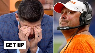 Freddie Kitchens' coaching is stressing out Dan Orlovsky | Get Up