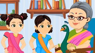 Nani Teri Morni Roz Hame Sataye   Hindi Poems   नानी तेरी मोरनी   Hindi Bal Kavita   Hindi Rhymes