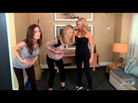 Heidi Klum on AOL with Andrea Orbeck - Pregnancy Fitness