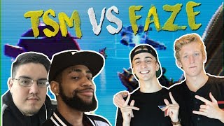 $20,000 FORTNITE TOURNAMENT FINALS!!! FaZe vs. TSM Daequan & CaMiLLs - Full Series