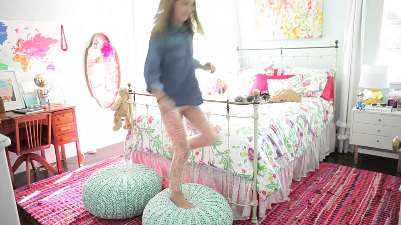 How to style a girls room youtube - Things for girls room ...