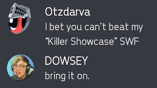 Otzdarva Challenged Me...