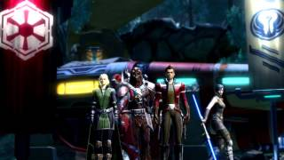 Star Wars The Old Republic Shadow of Revan Announcement Trailer