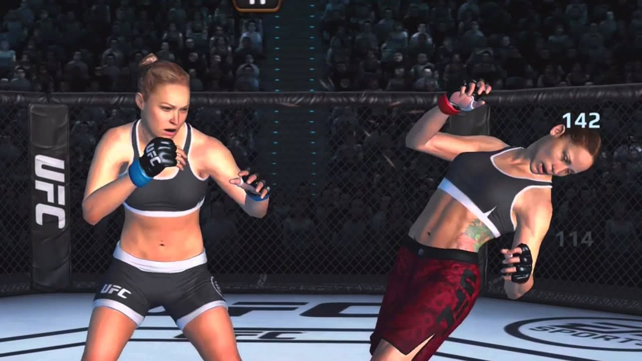 Play EA Sports UFC on PC 1