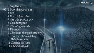 Những ca khúc về mưa