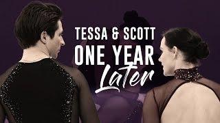 Tessa Virtue reflects on one year since Pyeongchang gold