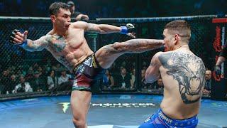 MMA | Combate Fresno: México vs USA | Anthony Avila vs Pablo Sabori