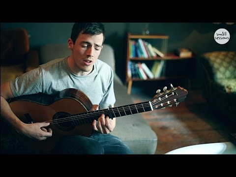 Charlie Cunningham - Blindfold (acoustic)   Småll Sessions