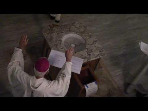 St. Ann's Dedication & Blessing 10-10-20