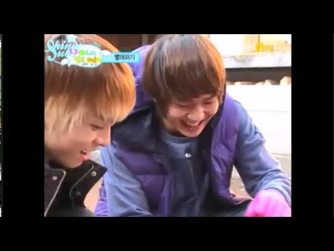 Jonghyun & Onew funny moments in H.B.