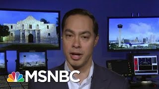 Presidential Candidate Julián Castro Tackles Trump And 2020 Opposition | Andrea Mitchell | MSNBC