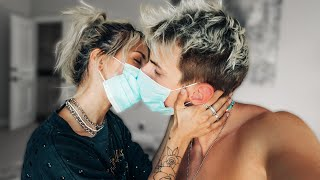 How To Kiss In Quarantine...