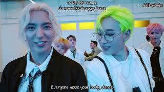Super Junior (슈퍼주니어) - Super Clap [Eng Sub-Romanization-Hangul] MV