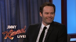 Bill Hader on Henry Winkler & New Season of Barry