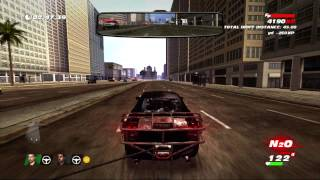 fast and furious showdown Gameplay Walkthrough part 1 (PS3/X360/PC) [HD]